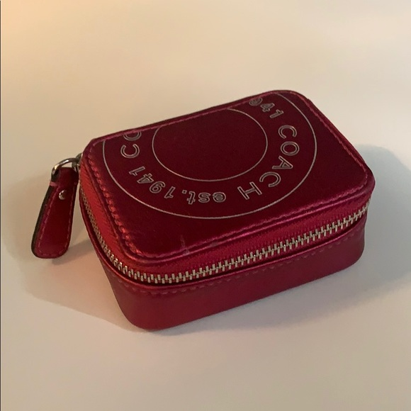 Coach Handbags - Coach pill case